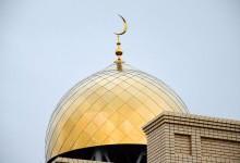 Мечеть, город Лисаковск, Казахстан
