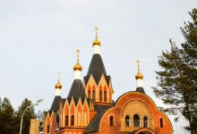 Церковь, г. Урай