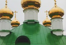 Бурятия Великий святотроицкий монастырь, село Троицкое