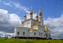 Храм Святых Божиих строителей, г. Екатеринбург